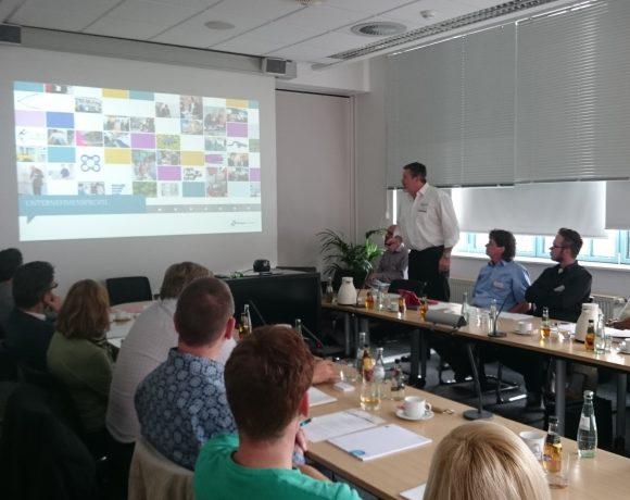 3. Netzwerkmeeting in Berlin