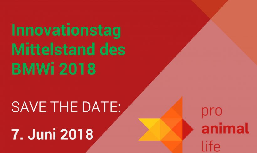 SAVE THE DATE: Innovationstag Mittelstand des BMWi 2018